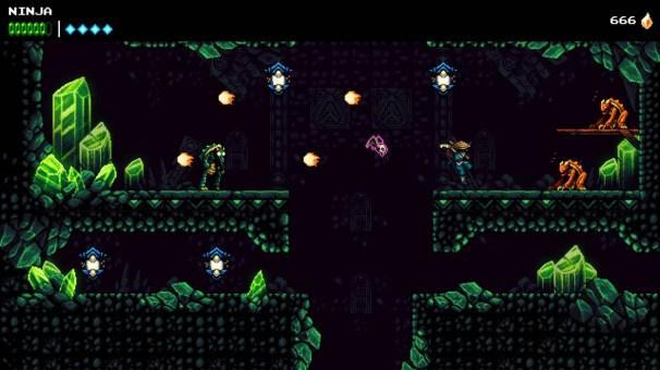 The Messenger - Screen 9