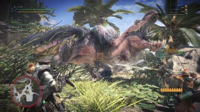 Photo of Às armas, Caçadores! Monster Hunter: World já disponível no Steam