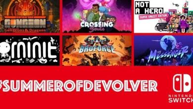 Photo of Summer of Devolver e os seis títulos debutando no Nintendo Switch