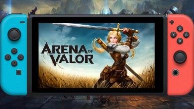 Photo of Edição para Switch de Arena of Valor chega em 25 de setembro