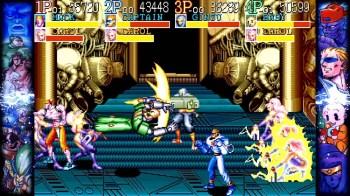 Capcom Beat'em Up Bundle - Captain_Commando_3