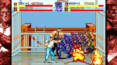 Capcom Beat'em Up Bundle - Final_Fight_2