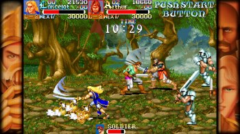 Capcom Beat'em Up Bundle - Knights_of_the_Round_2
