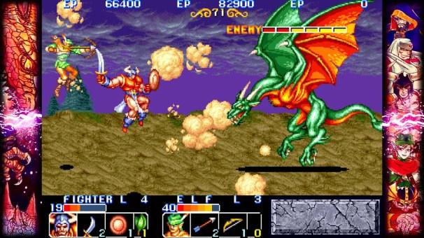 Capcom Beat'em Up Bundle - The_King_of_Dragons_1