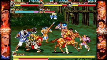Capcom Beat'em Up Bundle - Warriors_of_Fate_1