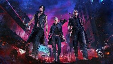 Foto de Caçadores de demônios com estilo, Devil May Cry 5 é lançado