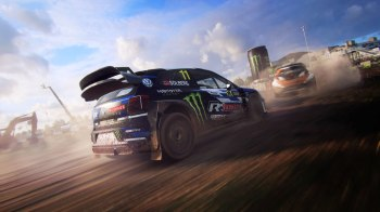 DiRT Rally 2 VW_RX_Joker_Lap_1