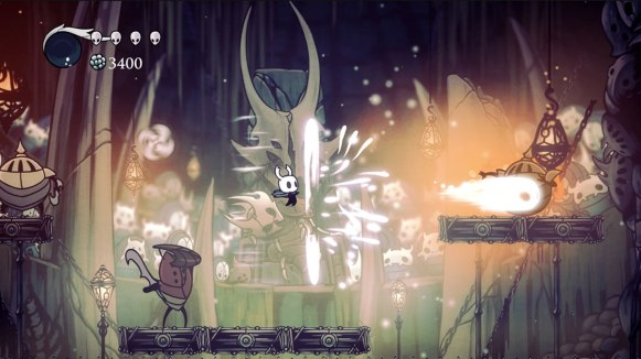 Hollow Knight colosseum