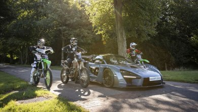 Photo of McLaren Senna vs. Motocross celebram a chegada de Forza Horizon 4