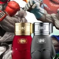 Everlast lança fragrâncias em parceria com a franquia Street Fighter