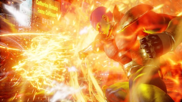 Jump Force Kane Screen 6