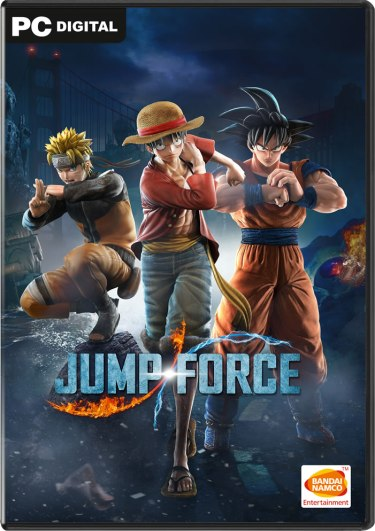 Jump Force PC Boxart