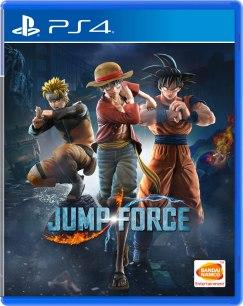 Jump Force PS4 Boxart