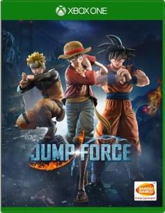 Jump Force Xbox One Boxart