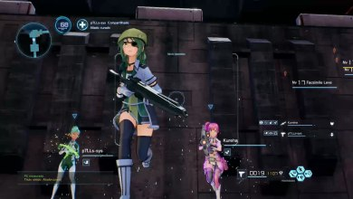 Photo of GAMEPLAY | Sword Art Online: Fatal Bullet vencendo uma masmorra