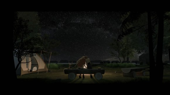The Missing Swery 001