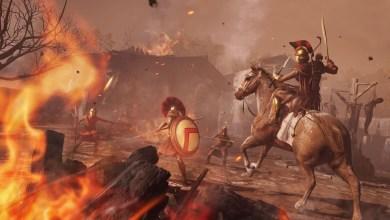 Foto de Primeiro conteúdo do Season Pass de Assassin's Creed Odyssey em dezembro