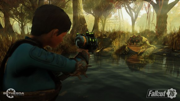 Fallout 76 Mire