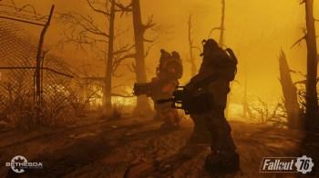 Fallout 76 Nuked