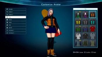Jump Force Avatar Customization 4