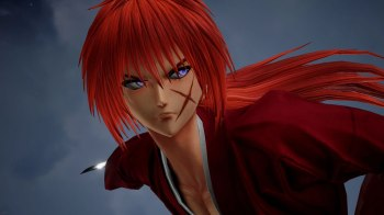 Jump Force Kenshin 1