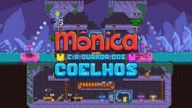 Foto de Prêmio na Argentina e novas adições para Mônica e a Guarda dos Coelhos