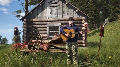 SCUM - Wild Hunter_GuitarSolo