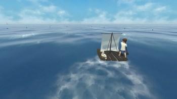 Storm Boy Game sailing
