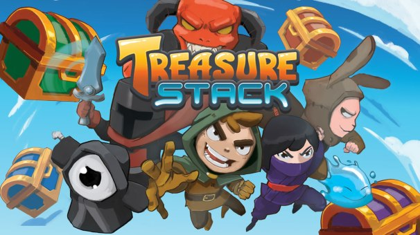 Treasure Stack Keyart