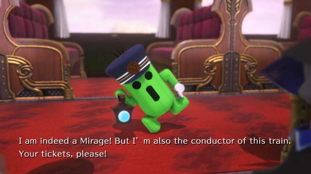 World of Final Fantasy Maxima Cactus conductor