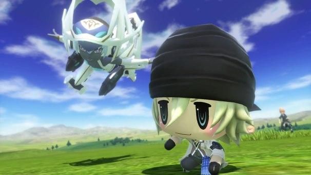 World of Final Fantasy Maxima Champion Summon Snow
