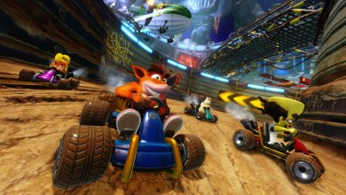 Photo of Prepare-se para colar o pedal no chão com Crash Team Racing Nitro-Fueled