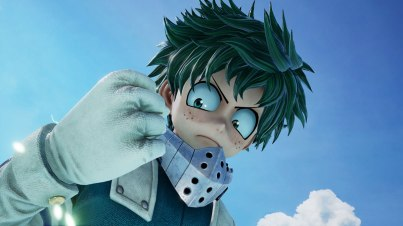 Jump Force Izuku Midoriya 1