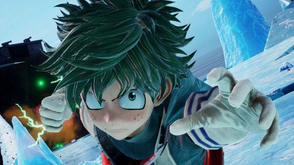 Jump Force Izuku Midoriya 3