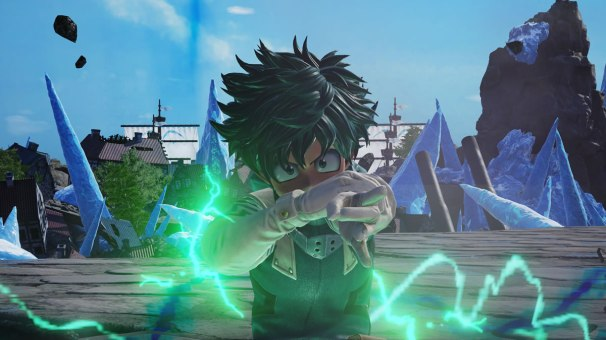 Jump Force Izuku Midoriya 4