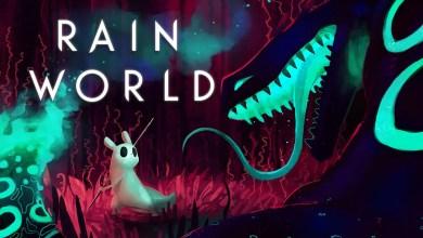 Foto de Alerta de chuva e predadores, Rain World chega ao Nintendo Switch