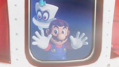 Foto de Jogando… Super Mario Odyssey