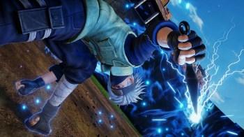 Jump Force - Kakashi 3