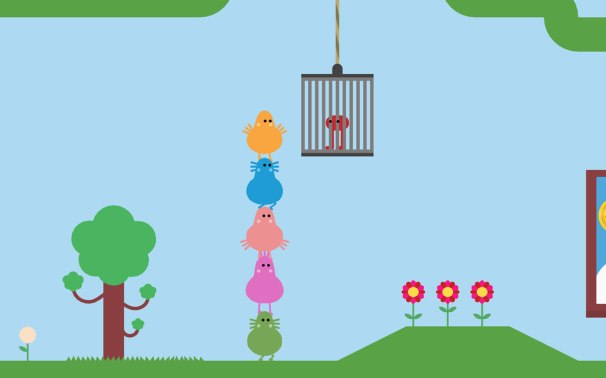 Pikuniku - Screen 1