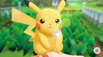 Pokemon Lets Go Pikachu 17