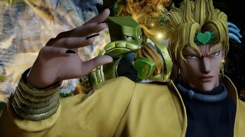 Jump Force Dio Screen 3