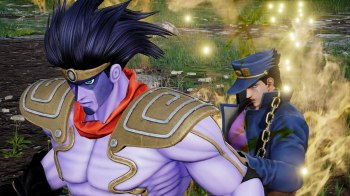 Jump Force Jotaro Kujo Screen 12