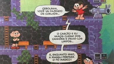 Photo of Mônica e a Guarda dos Coelhos ganha adaptação em quadrinhos