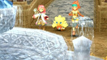 Chocobos Mystery Dungeon Every Buddy 10