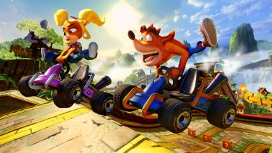 Photo of Crash Team Racing Nitro-Fueled receberá conteúdos de CNK