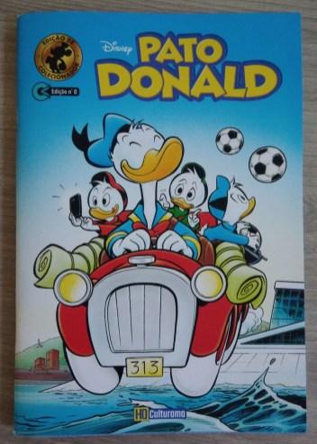Pato Donald Ed Zero - Culturama - 01