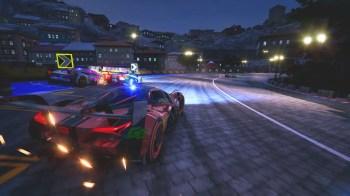 Xenon Racer - Screenshot 1