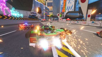 Xenon Racer Screenshot 13