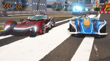 Xenon Racer - Screenshot 6