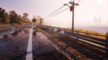 Dangerous Driving - Lake_Lake_Mist